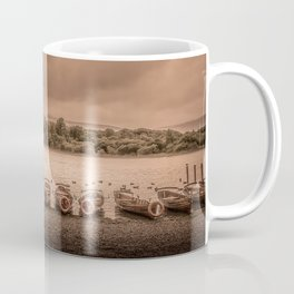Kewsick Docks Coffee Mug