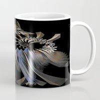 transformer Mugs featuring Transformer by Brian Raggatt