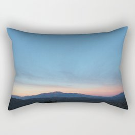 Bewitched by the High Desert Rectangular Pillow