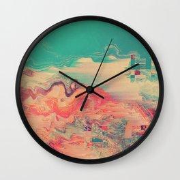 PALMMN Wall Clock