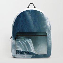 niagara, waterfall, splashing, upland Backpack