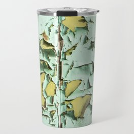 Blistered Paint Travel Mug