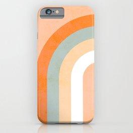 Kindness, Rainbows & Quote #bekind  iPhone Case