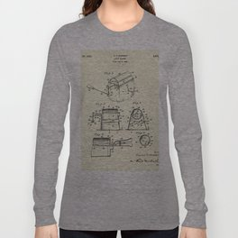 Coffee Roaster-1923 Long Sleeve T-shirt