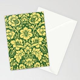 Damask Pattern 32 Stationery Cards