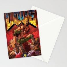 Doom Generation Stationery Cards