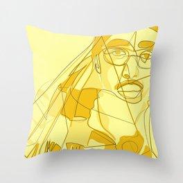 Oddisee Throw Pillow