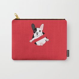 Lil Stam Busters French Bulldog Carry-All Pouch