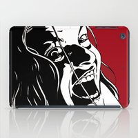 laura palmer iPad Cases featuring Laura Palmer by Shawn Dubin