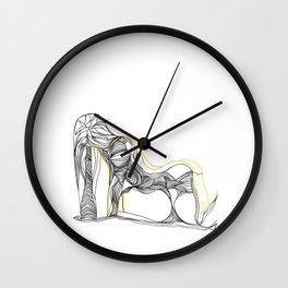 Rasgo Wall Clock