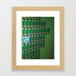 Quests Framed Art Print