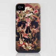 Jungle Skull iPhone (4, 4s) Slim Case