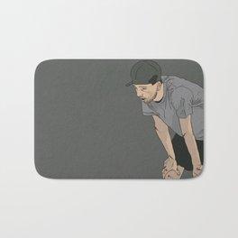 Skater Boy Bath Mat