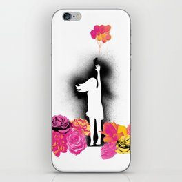 Let Go iPhone Skin