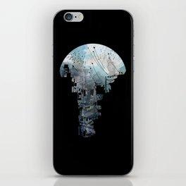 Secret Streets II iPhone Skin