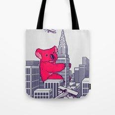 Koala Kong Tote Bag