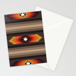 American Native Pattern No. 141 Stationery Cards