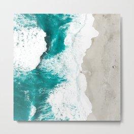 Sea 7 Metal Print