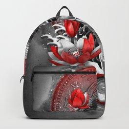 Arowana Dragon Fish Backpack