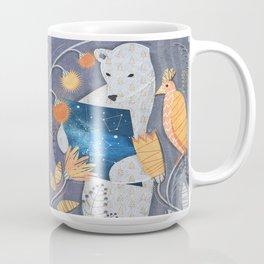 Bear searching exit Coffee Mug