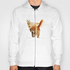 Two dogs Hoody
