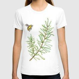 Rosemary and Honey Bee T-shirt