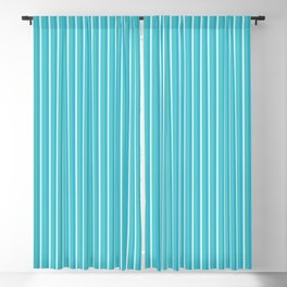 Lemoncello Striped Blackout Curtain
