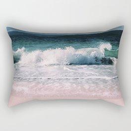 Crash into me (Samana Island Dominican Republic) Rectangular Pillow