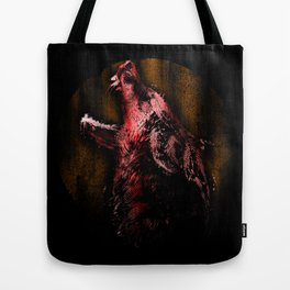 midnight hunter  Tote Bag