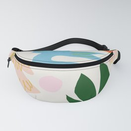 Abstraction_Nature_Beautiful_Day Fanny Pack