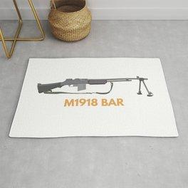 M1918 BAR Rug