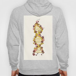 Floral DNA Hoody