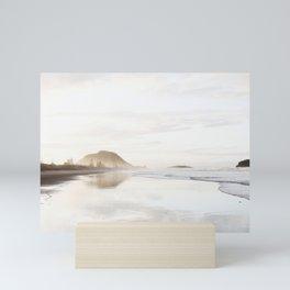 Mount Maunganui Mini Art Print