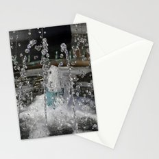 water play Stationery Cards