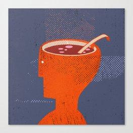 souphead Canvas Print