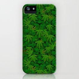 Pot Infinity Tile iPhone Case