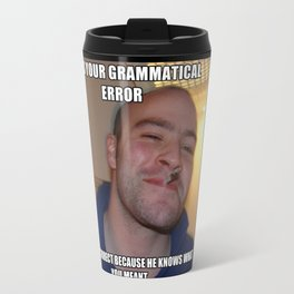 Good Guy Greg Travel Mug