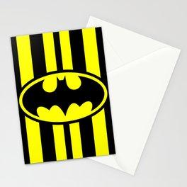 Bat Man Classic Stationery Cards