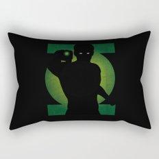 SuperHeroes Shadows : Green Lantern Rectangular Pillow
