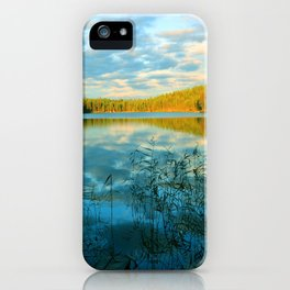 Earth, Water and Air iPhone Case