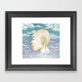 Sleep: Day By Chrissy Curtin Framed Art Print