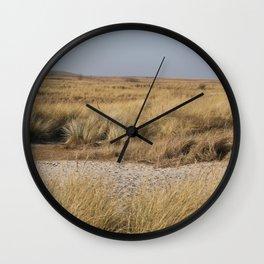 Wild Landscapes at the coast 4 Wall Clock