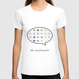 Damien Hirst, outspoken again! T-shirt