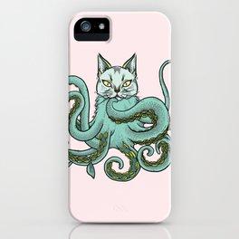 Catopus iPhone Case