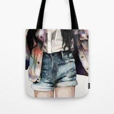 Jacket Tote Bag