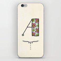 A iPhone & iPod Skin
