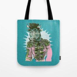 el guapo Tote Bag