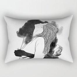 The peaceful soul. Rectangular Pillow