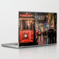 istanbul Laptop & iPad Skins featuring Istanbul by Seza Kaymak
