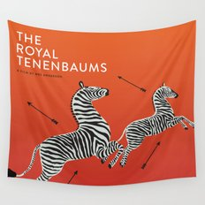 Margot's Wallpaper / The Royal Tenenbaums / Wes Anderson Wall Tapestry